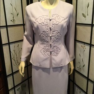 Donna Morgan Special Occasion Two Piece Suit